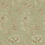 morris-and-co-tapet-chrysanthemum-toile-eggshell-gold-dmowch104-brittfurn