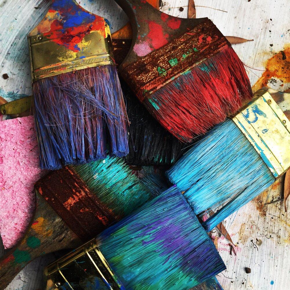Inredningsdetaljer Färg